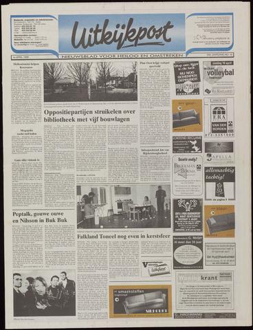 Uitkijkpost : nieuwsblad voor Heiloo e.o. 1999-04-14