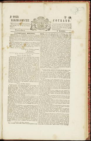 Alkmaarsche Courant 1853-10-03