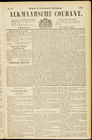 Alkmaarsche Courant 1897-01-29