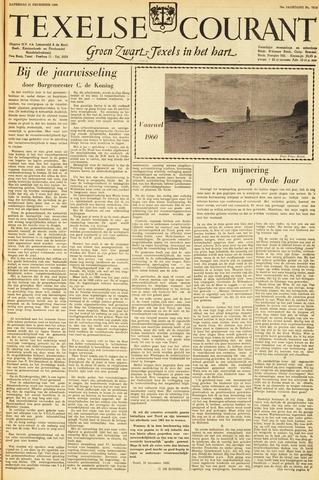 Texelsche Courant 1960-12-31