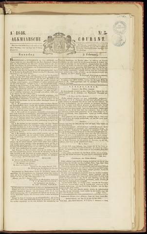 Alkmaarsche Courant 1846-02-02
