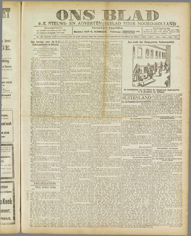 Ons Blad : katholiek nieuwsblad voor N-H 1920-03-04