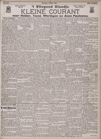 Vliegend blaadje : nieuws- en advertentiebode voor Den Helder 1906-03-03