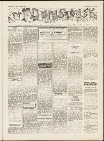 De Duinstreek 1953-11-27