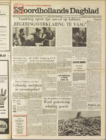 Noordhollands Dagblad : dagblad voor Alkmaar en omgeving 1963-08-01