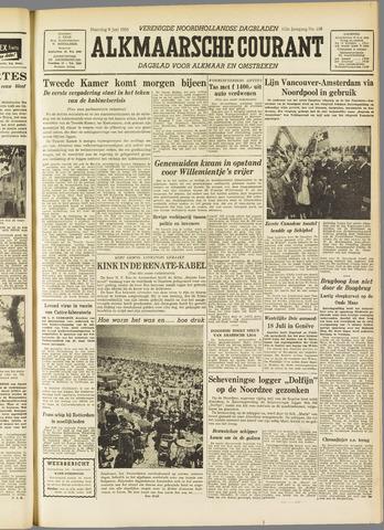 Alkmaarsche Courant 1955-06-06