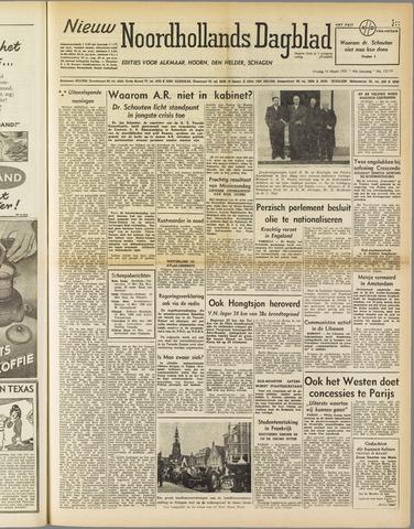 Nieuw Noordhollandsch Dagblad : voor Alkmaar en omgeving 1951-03-16
