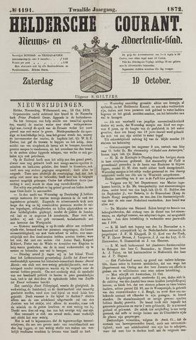Heldersche Courant 1872-10-19
