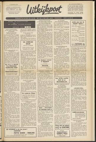 Uitkijkpost : nieuwsblad voor Heiloo e.o. 1963-08-01