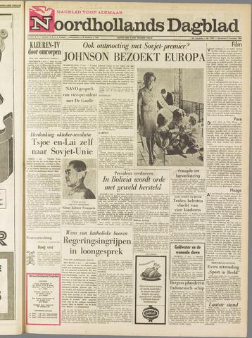 Noordhollands Dagblad : dagblad voor Alkmaar en omgeving 1964-11-05