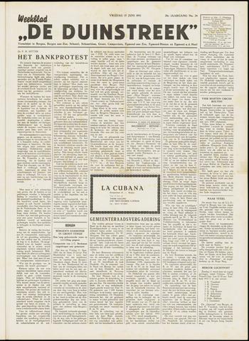 De Duinstreek 1951-06-15