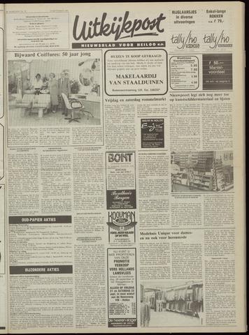 Uitkijkpost : nieuwsblad voor Heiloo e.o. 1984-09-19