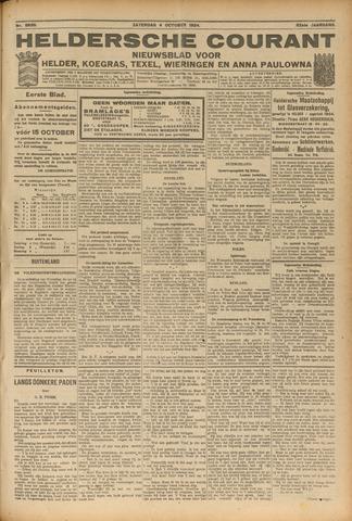 Heldersche Courant 1924-10-04