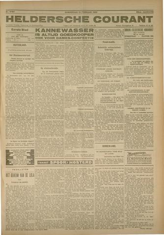 Heldersche Courant 1930-02-13