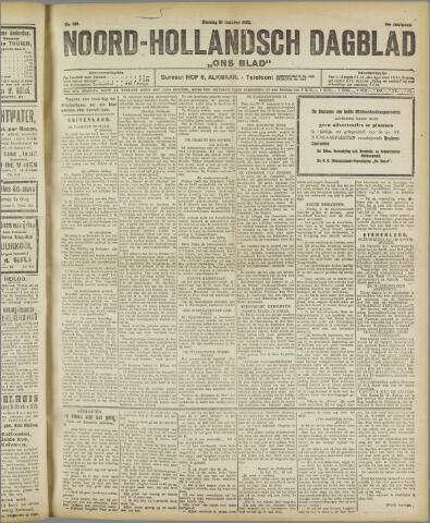 Ons Blad : katholiek nieuwsblad voor N-H 1922-10-31