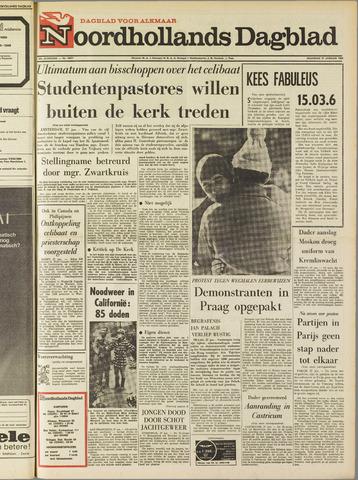Noordhollands Dagblad : dagblad voor Alkmaar en omgeving 1969-01-27