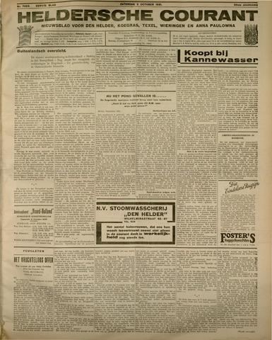 Heldersche Courant 1931-10-03