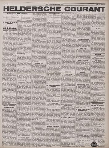 Heldersche Courant 1915-01-23
