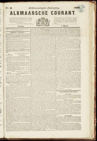 Alkmaarsche Courant 1866-03-04