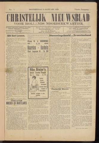Nieuwe Langedijker Courant 1929-01-03