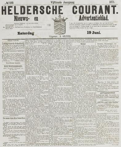 Heldersche Courant 1875-06-19