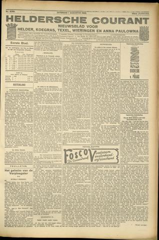 Heldersche Courant 1925-08-01