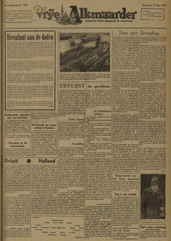 De Vrije Alkmaarder 1947-05-03