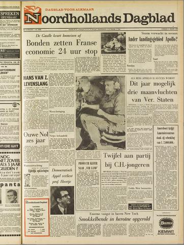 Noordhollands Dagblad : dagblad voor Alkmaar en omgeving 1969-03-11