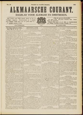 Alkmaarsche Courant 1910-01-29
