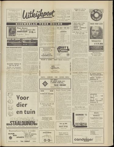 Uitkijkpost : nieuwsblad voor Heiloo e.o. 1973-05-23