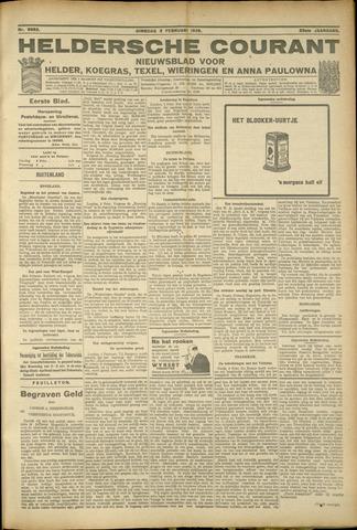 Heldersche Courant 1925-02-03