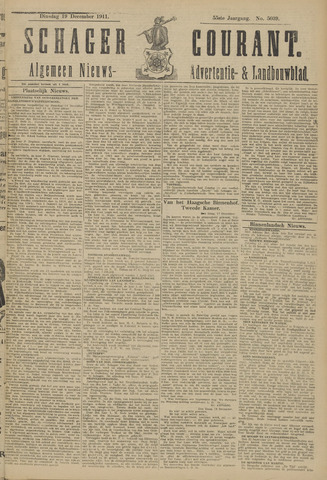 Schager Courant 1911-12-19