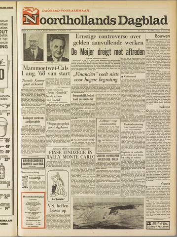 Noordhollands Dagblad : dagblad voor Alkmaar en omgeving 1967-01-20