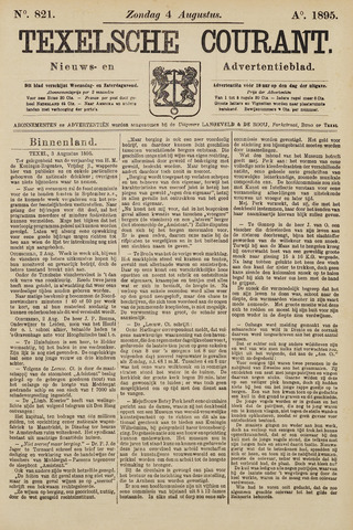 Texelsche Courant 1895-08-04