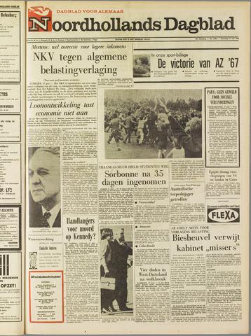 Noordhollands Dagblad : dagblad voor Alkmaar en omgeving 1968-06-17