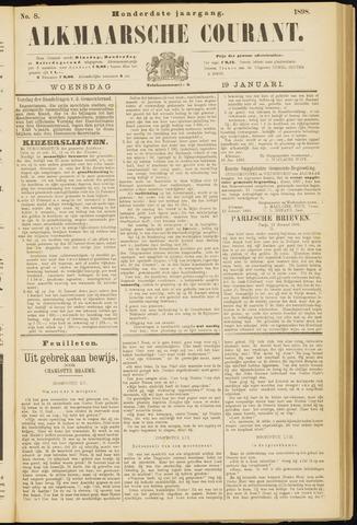 Alkmaarsche Courant 1898-01-19
