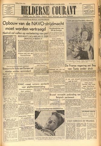 Heldersche Courant 1952-12-19