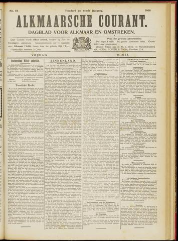 Alkmaarsche Courant 1908-05-15