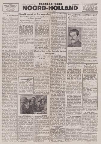 Dagblad Noord-Holland, Schager editie 1943-11-13