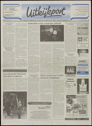 Uitkijkpost : nieuwsblad voor Heiloo e.o. 2001-02-28