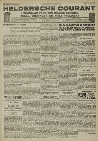 Heldersche Courant 1930-11-20