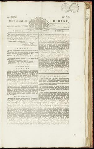 Alkmaarsche Courant 1843-10-02
