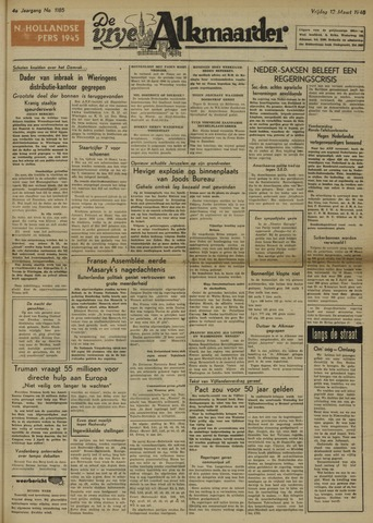 De Vrije Alkmaarder 1948-03-12