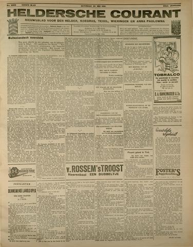 Heldersche Courant 1931-05-30