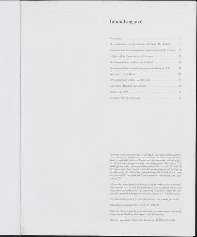 Jaarboek Oud Castricum 1997-11-01