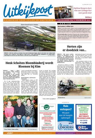Uitkijkpost : nieuwsblad voor Heiloo e.o. 2018-01-24