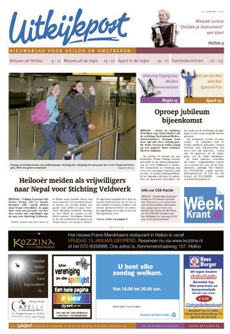 Uitkijkpost : nieuwsblad voor Heiloo e.o. 2012-01-11