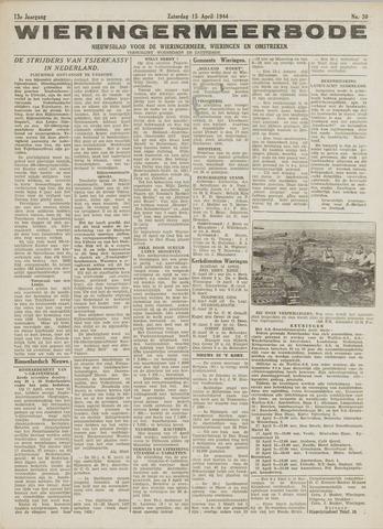 Wieringermeerbode 1944-04-15