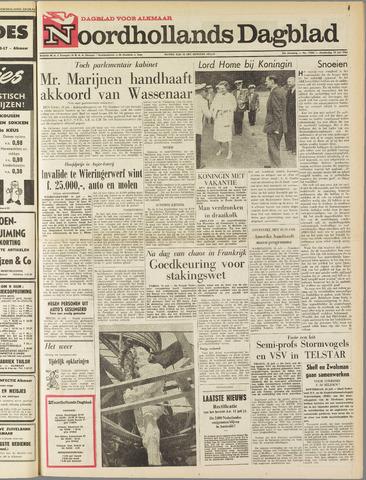 Noordhollands Dagblad : dagblad voor Alkmaar en omgeving 1963-07-18
