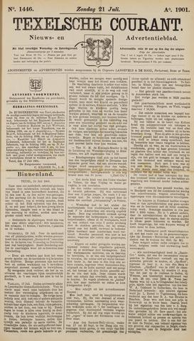 Texelsche Courant 1901-07-21